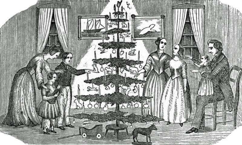 Christmas, 1853
