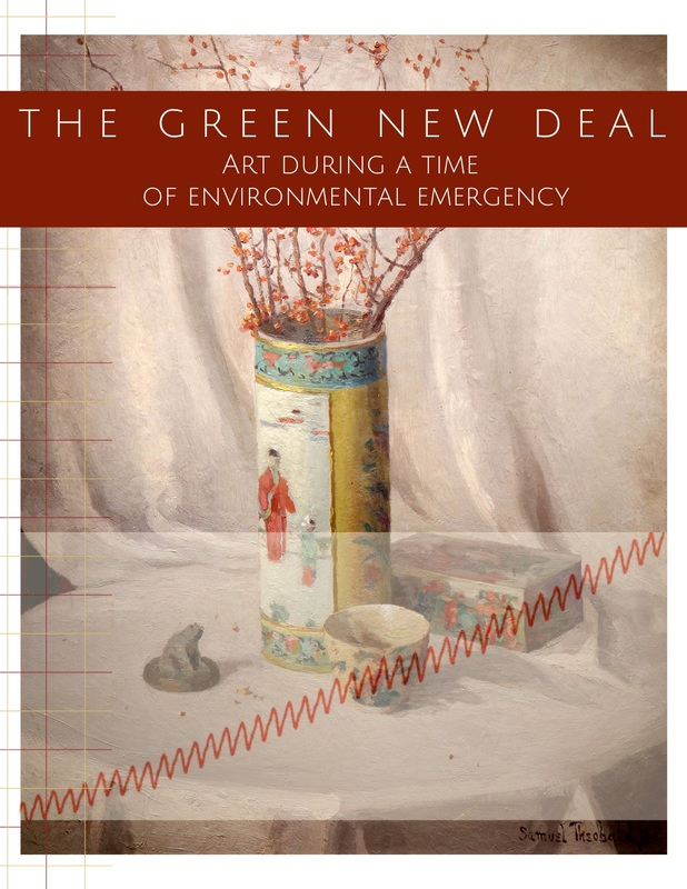Artwork for Green New Deal