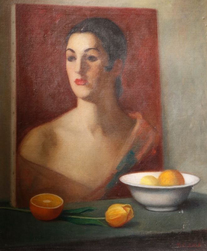 Cole--Still Life with Portrait.jpg