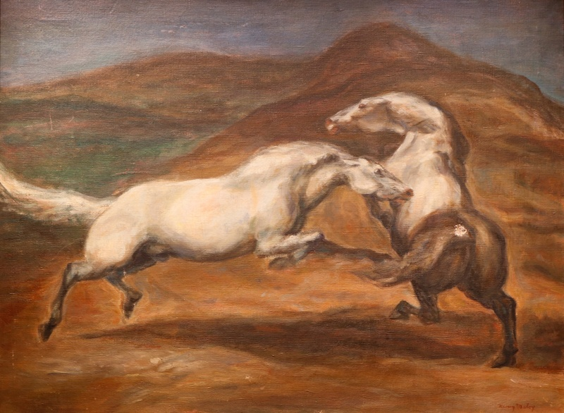 MeloyHenry - Fighting Stallions.JPG