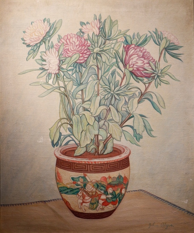 Alger--Asters in Chinese Pot.jpg