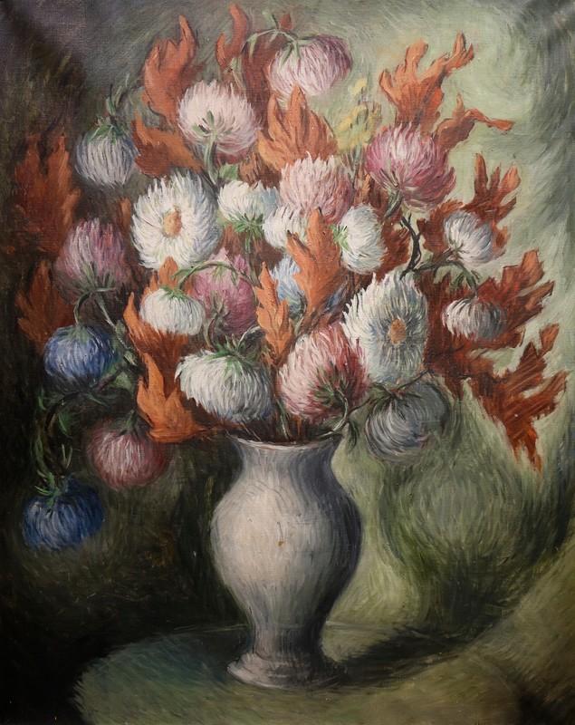 SharpJohn - Vase of Asters.JPG