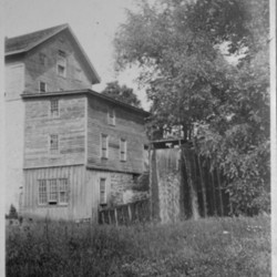 Wadsworth Flour Mill, circa 1907