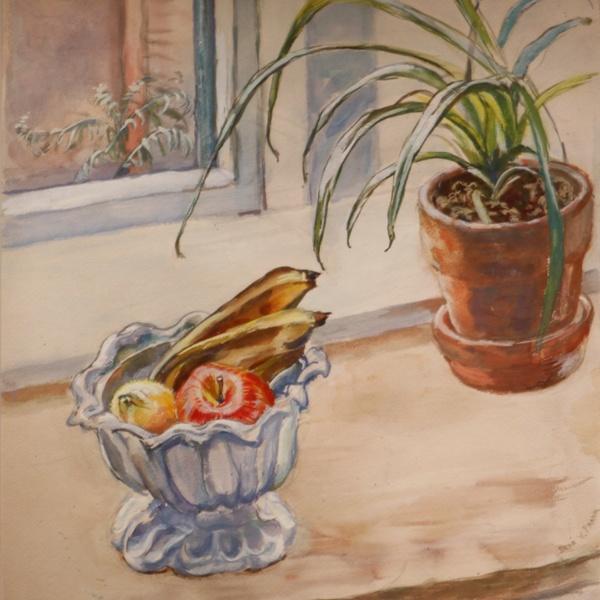 FrankBena - Still Life in a Window.JPG