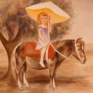 MeloyHenry - Girl and Pony.JPG