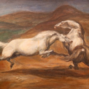 MeloyHenry - Fighting Stallions.JPG