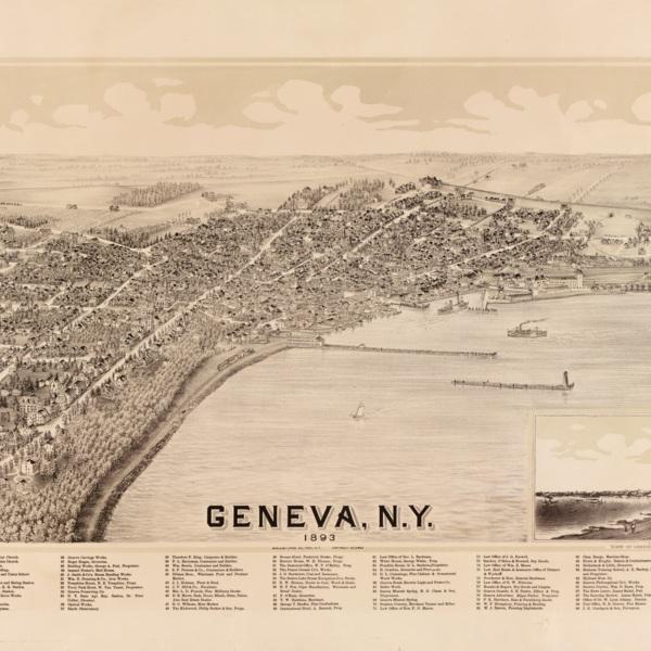 Geneva, NY, 1893