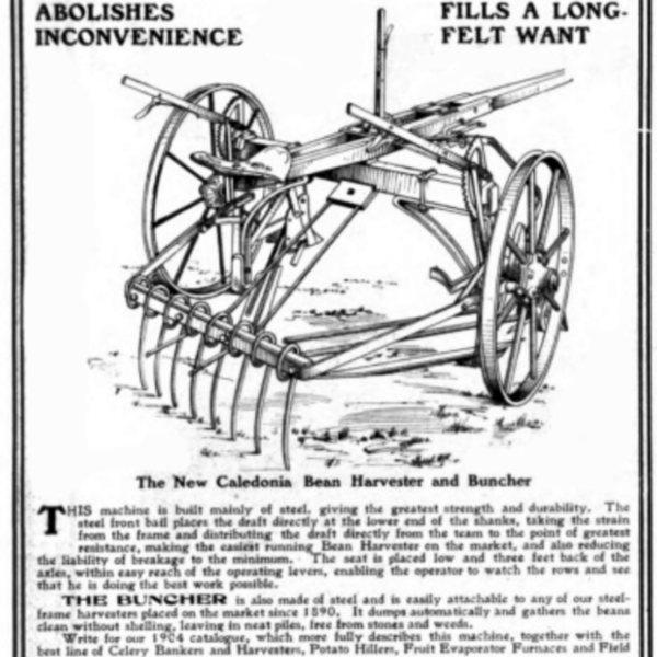 F.W. Miller, Agricultural Implement Manufacturer