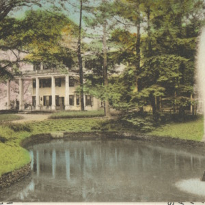 Glen Iris Inn. Letchworth State Park, New York.