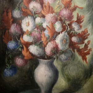 SharpJohn - Vase of Asters.JPG