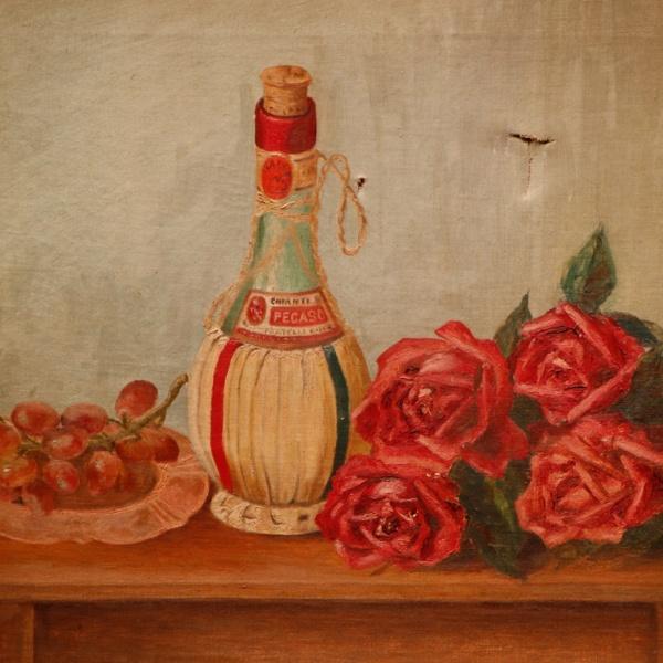 PecciMario - Grapes and Roses.JPG