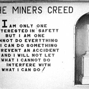 Miner's Creed