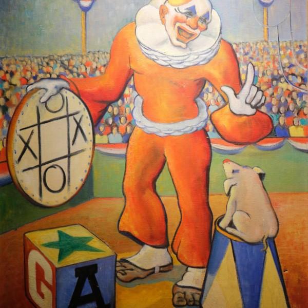 WillmontC - The Red Clown.JPG