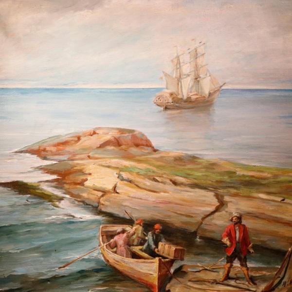 Arcamonte--Pirates Haul.jpg