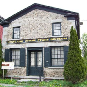 The Howland Stone Store Museum
