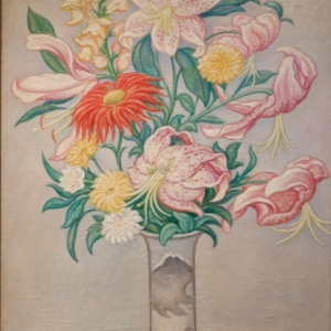 Alger--Bouquet With Lilies.jpg
