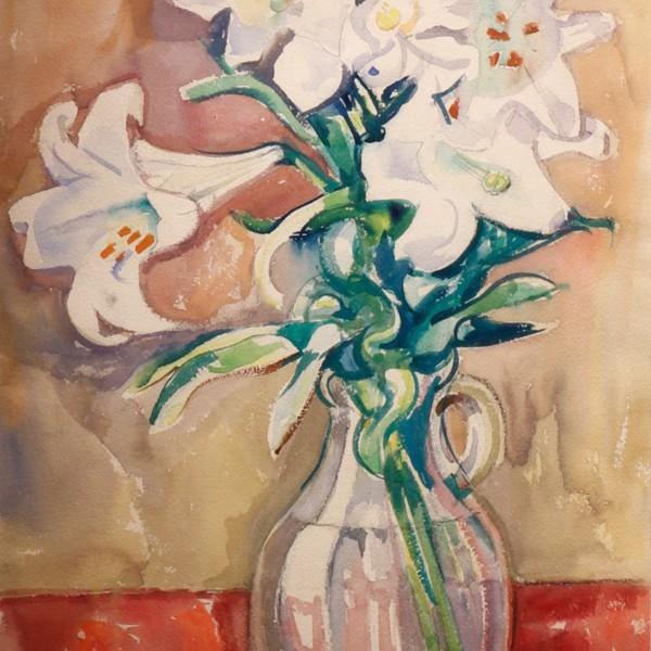 SprinchornCarl - Easter Lilies.JPG