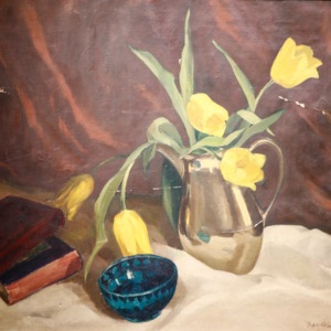 Carpenter--Tulips and Pewter Pitcher.jpg
