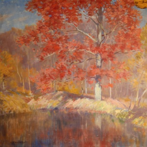 Nordell - The Pool in the Autumn.JPG