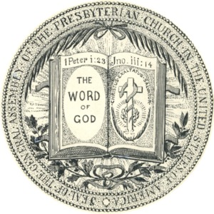 Seal of the Presbyterian Church in the USA