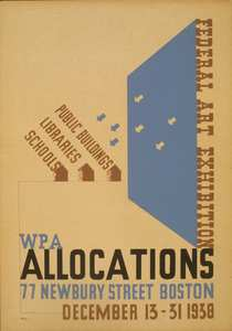 Allocations poster