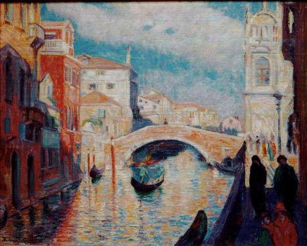 December in Venice