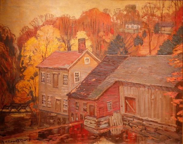 Old Mill, Worthington, Mass.